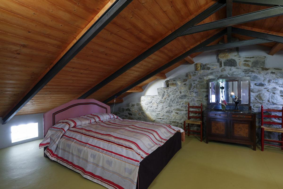 camera e colazione - Stanza Matrimoniale - Piano superiore