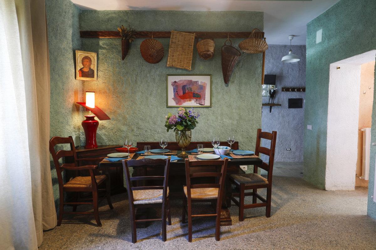Camera e Colazione - Interno